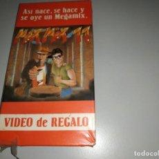 Vidéos y DVD Musicaux: 1220- MAX MIX 11 VHS ( NUEVO PRECINTADO) Nº4. Lote 228319390