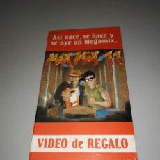 Vidéos y DVD Musicaux: 1220- MAX MIX 11 VHS ( NUEVO PRECINTADO) Nº2. Lote 228328725