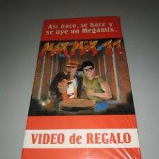 Vidéos y DVD Musicaux: 1220- MAX MIX 11 VHS ( NUEVO PRECINTADO) Nº3. Lote 228329015