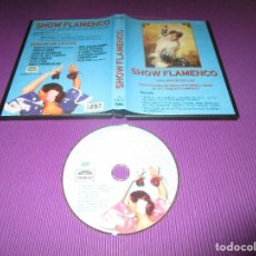 Vídeos y DVD Musicales: SHOW FLAMENCO - DVD - UNA NOCHE DE LUZ - ESPECTACULO DE BEILE, GUITARRA Y CANTE EN UN TABLAO .... Lote 228486605