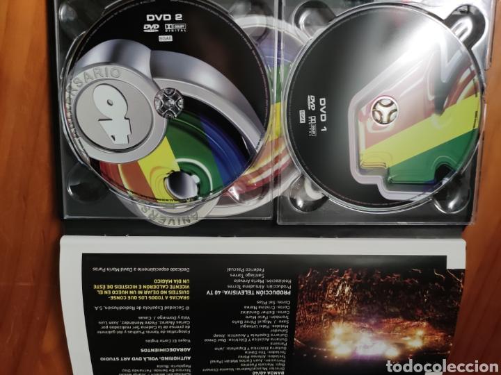 Vídeos y DVD Musicales: 2dvds Los N1 de Los 40 en concierto. Sabina, Secretos, Estopa, Antonio Vega, HombresG, Fangoria - Foto 2 - 228608403
