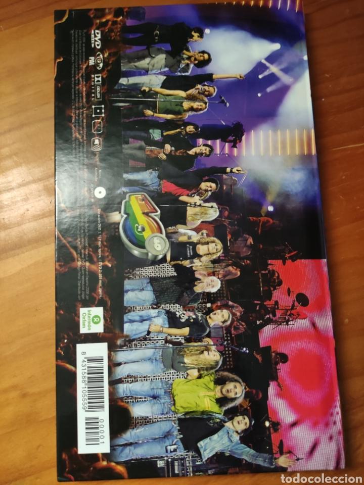 Vídeos y DVD Musicales: 2dvds Los N1 de Los 40 en concierto. Sabina, Secretos, Estopa, Antonio Vega, HombresG, Fangoria - Foto 4 - 228608403