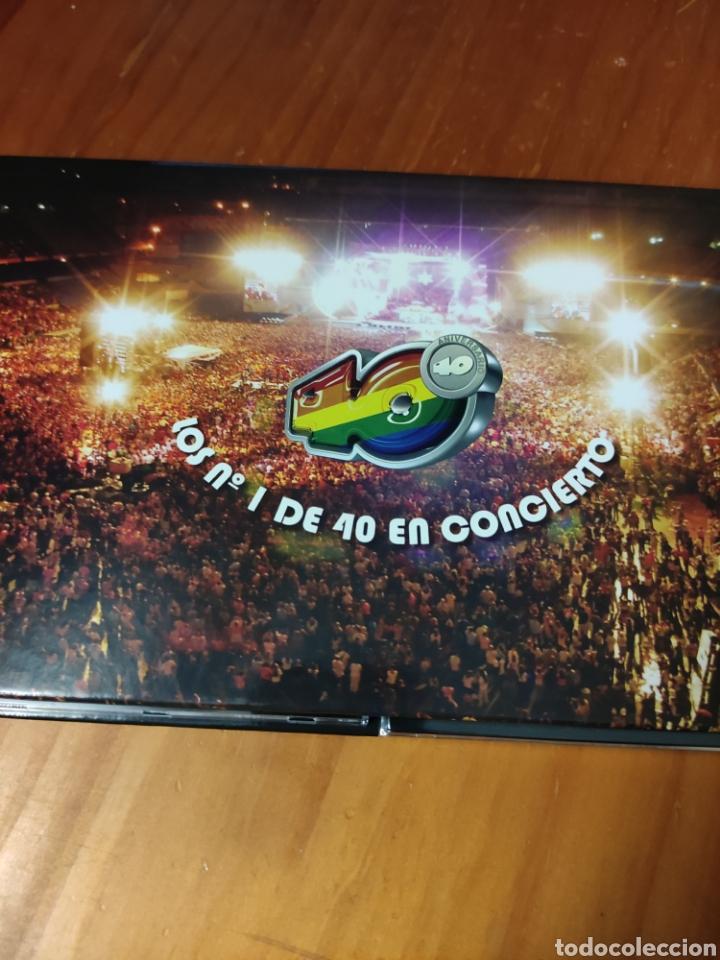 2DVDS LOS N1 DE LOS 40 EN CONCIERTO. SABINA, SECRETOS, ESTOPA, ANTONIO VEGA, HOMBRESG, FANGORIA (Música - Videos y DVD Musicales)