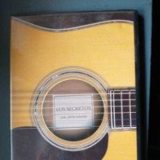 Vídeos y DVD Musicales: LOS SECRETOS DVD. Lote 229158776