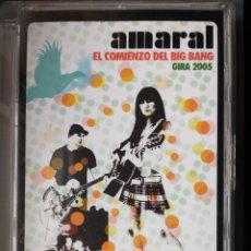 Vídeos y DVD Musicales: AMARAL DVD. Lote 229159300