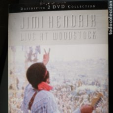 Vídeos y DVD Musicales: JIMMY HENDRIX DVD DOBLE. Lote 229159828