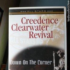 Vídeos y DVD Musicales: CREDENCE CLEARWATET REVIVAL DVD. Lote 229160455