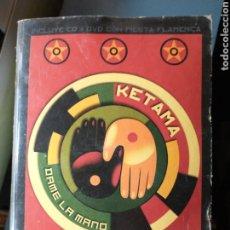 Vídeos y DVD Musicales: KETAMA DVD. Lote 229160625