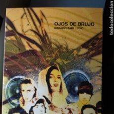 Vídeos y DVD Musicales: OJOS DE BRUJO DVD. Lote 229160935