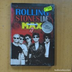 Vidéos y DVD Musicaux: ROLLING STONES - LIVE AT THE MAX - DVD. Lote 229301330