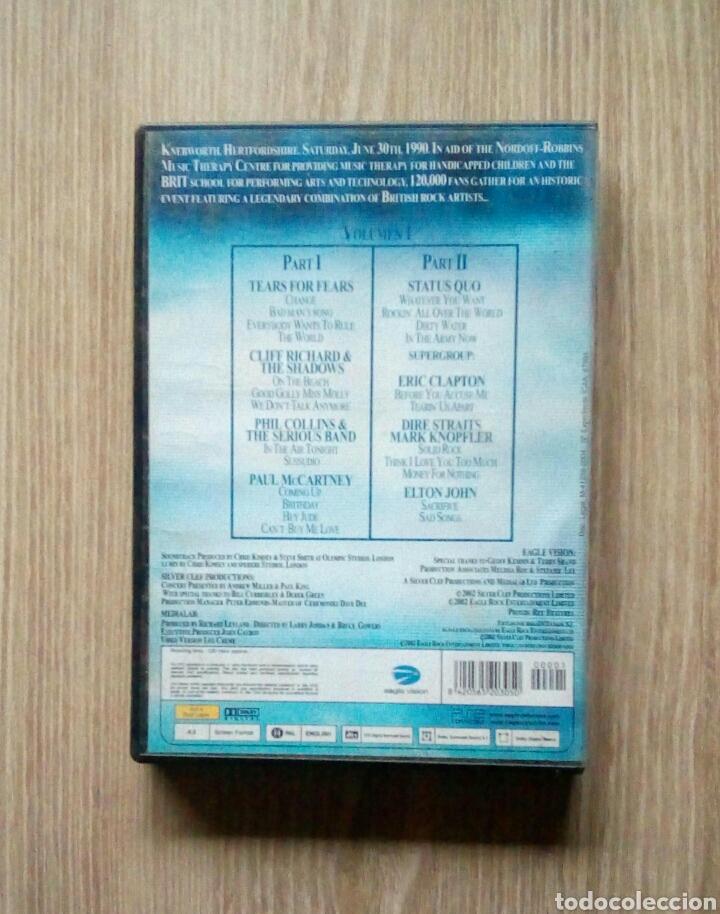 Vídeos y DVD Musicales: Live At Knebworth - Volume 1 - Parts I & II, DVD, Eagle Vision, 2002 - Foto 2 - 229690690