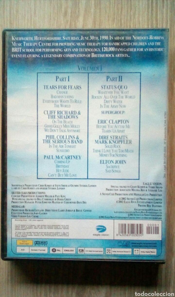 Vídeos y DVD Musicales: Live At Knebworth - Volume 1 - Parts I & II, DVD, Eagle Vision, 2002 - Foto 3 - 229690690