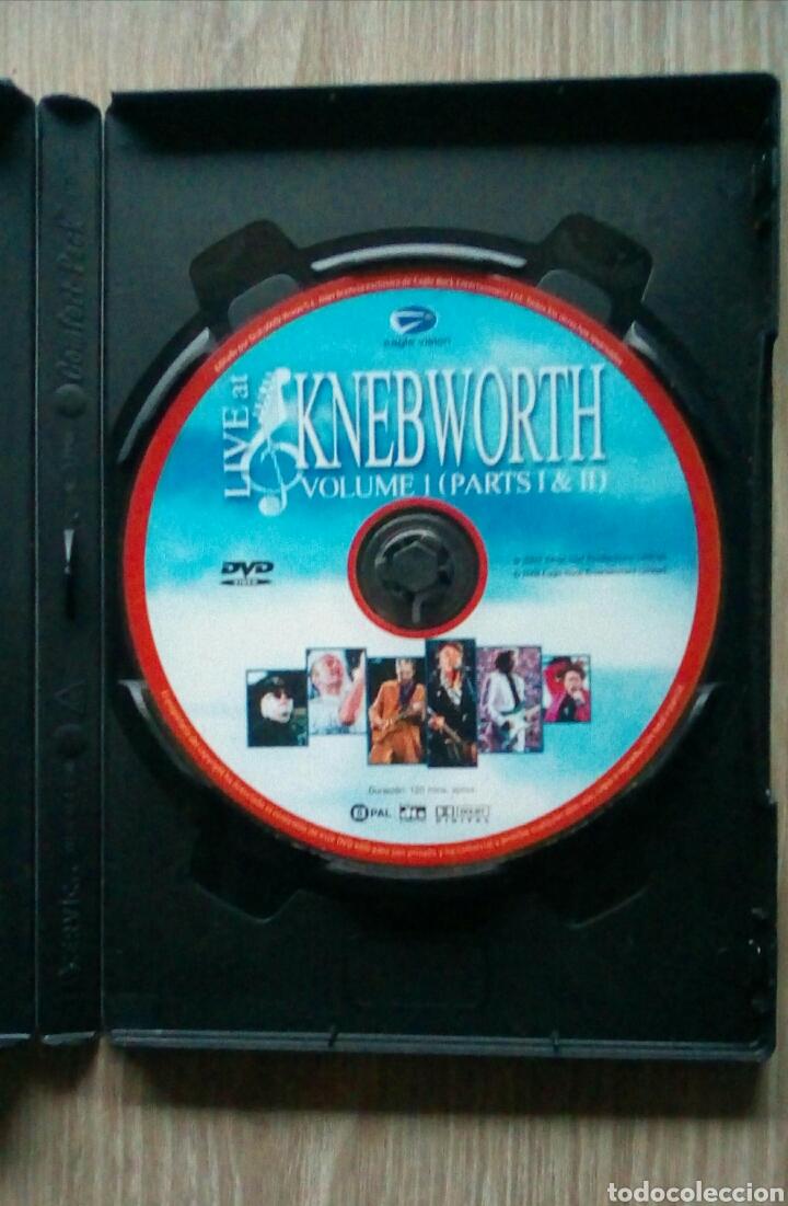 Vídeos y DVD Musicales: Live At Knebworth - Volume 1 - Parts I & II, DVD, Eagle Vision, 2002 - Foto 5 - 229690690