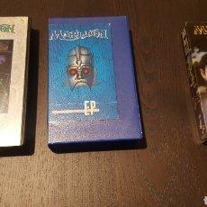 Vídeos y DVD Musicales: VHS Y BETA - LOTE DE CINTAS DE VIDEO DE MARILLION- RECITAL OF THE SCRIPT, VIDEO EP, SUGAR MICE. Lote 229893625