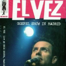 Vídeos y DVD Musicales: EL VEZ – GOSPEL SHOW IN MADRID. Lote 230285920