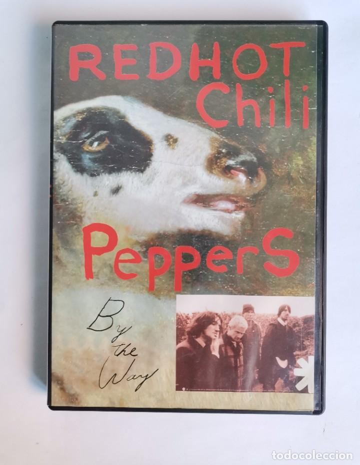 RED HOT CHILI PEPPERS BY THE WAY DVD (Música - Videos y DVD Musicales)