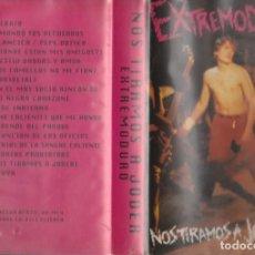 "Vídeos y DVD Musicales: EXTREMODURO ""NOS TIRAMOS A JODER"" VIDEO VHS. Lote 230736910"