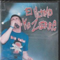 Vídeos y DVD Musicales: DVD EL ULTIMO QUE ZIERRE - VUELTA AL INFIERNO. Lote 230741495