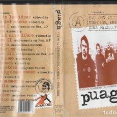 """Vídeos y DVD Musicales: DVD PUAGH """"PULSO AL GOBIERNO DEL HORROR"""". Lote 230741725"""