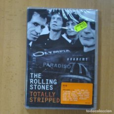 Vidéos y DVD Musicaux: THE ROLLING STONES - TOTALLY STRIPPED - DVD. Lote 231140100