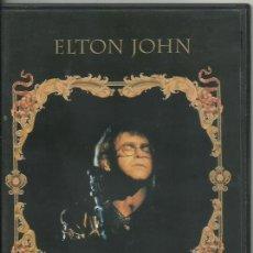 Video e DVD Musicali: ELTON JOHN LIVE BARCELONA. Lote 231637555