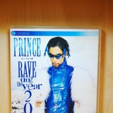 Video e DVD Musicali: PRINCE - IN CONCERT RAVE UN2 THE YEAR 2000 - DVD -. Lote 269464783