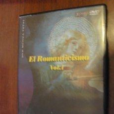 Vídeos y DVD Musicales: 2 DVD MUSICA CLASICA KARAJAN / ROMANTICISMO SCHUBERT / SCHUMANN - ENVIO GRATIS. Lote 232635475