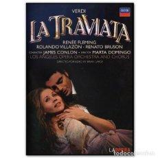 Vídeos y DVD Musicales: LA TRAVIATA DE VERDI DVD. Lote 232658480