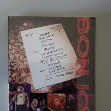 Vídeos y DVD Musicales: CONCIERTO DVD BON JOVI LIVE FROM LONDON 1995 PRESCINTADO. Lote 232837300