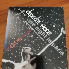 Video e DVD Musicali: DOBLE DVD DEPECHE MODE. ONE NIGHT IN PARÍS. EXCITER TOUR 2001. Lote 233835830