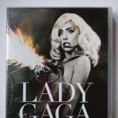 Vídeos y DVD Musicales: DVD + FOTOS - LADY GAGA / THE MONSTER BALL TOUR AT MADISON SQUARE GARDEN. Lote 235016646