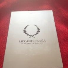 Vídeos y DVD Musicales: DVD MECANOGRAFÍA - MECANO - ANA TORROJA - NACHO CANO - JOSE MARIA CANO. Lote 234551705