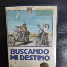 Vídeos y DVD Musicales: BUSCANDO MI DESTINO 1969 VHS COLOR - CB 860313 - COLUMBIA PICTURES RCA - EASY RIDER - PETER FONDA. Lote 235716560