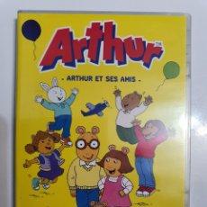 Vídeos y DVD Musicales: DVD ARTHUR ET SES AMIS. Lote 235826330