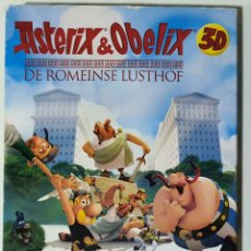 Vídeos y DVD Musicales: DVD ASTERIX & OBELIX - DE ROMEINSE LUSTHOF. Lote 235827935