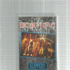 Vídeos e DVD Musicais: BON JOVI (CINTA DE VHS ). Lote 236895295