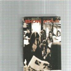 Vídeos e DVD Musicais: BON JOVI (CINTA DE VHS ). Lote 236896280