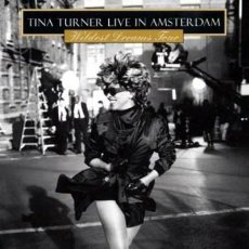 Vídeos y DVD Musicales: TINA TURNER ‎- TINA TURNER LIVE IN AMSTERDAM (WILDEST DREAMS TOUR) DVD 2001. Lote 237252110
