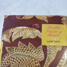 Vídeos y DVD Musicales: SEMANA SANTA DE SEVILLA, VIDEO 4 PROCESIONES PRECINTADO.. Lote 238189580