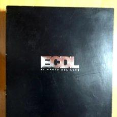Vídeos y DVD Musicales: EL CANTO DEL LOCO EPISODIO I CONCIERTO & DOCUMENTAL & VIDEOCLIPS 3DVD. Lote 238335090