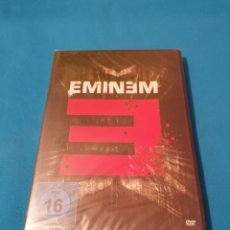 Vídeos y DVD Musicales: PEDIDO MÍNIMO 5€ OFERTA NAVIDAD EMINEM E DVD PRECINTADO. Lote 229706645