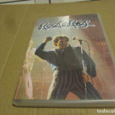 Vídeos y DVD Musicales: DVD ROCK & RIOS. MIGUEL RIOS. CONCIERTO DE 1982 EN MADRID DVD DESCATALOGADO.IMPRESCINDIBLE.. Lote 238710660