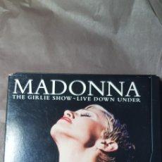 Vídeos y DVD Musicales: PRIMERA EDICION DVD ORIGINAL MADONNA EN CONCIERTO. Lote 238848935