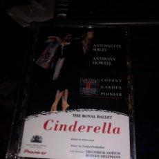 Vídeos y DVD Musicales: CENICIENTA.. Lote 239704785