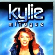 Vídeos y DVD Musicales: KYLIE MINOGUE LIVE IN JAPAN DVD NUEVO PRECINTADO DESCATALOGADO. Lote 240661245
