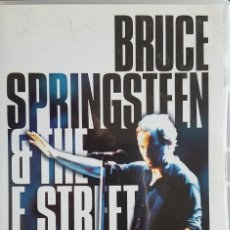 Vídeos y DVD Musicales: DVD DOBLE 2 DVD'S / BRUCE SPRINGSTEEN & THE E STREET BAND - LIVE IN NEW YORK CITY, COMO NUEVOS. Lote 240686380