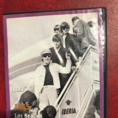 Vídeos y DVD Musicales: DVD DE THE BEATLES EN ESPAÑA EN 1965. Lote 243452025