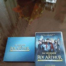 Vídeos y DVD Musicales: DVD LE LEYENDE DU ROI ARTHUR. Lote 243622140