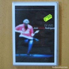 Vídeos y DVD Musicales: JOSE ANTONIO RODRIGUEZ - EN VIVO - DVD. Lote 243784245
