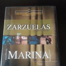 Vídeos y DVD Musicales: ZARZUELAS INOLVIDABLES. Lote 243796965